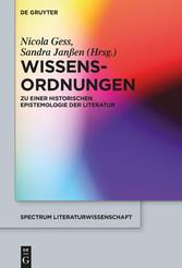 Wissens-Ordnungen - Zu einer historischen Epist...