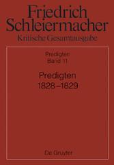 Predigten 1828-1829
