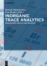 Inorganic Trace Analytics - Trace Element Analy...