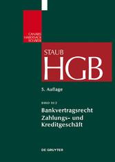 Bankvertragsrecht 2 - Commercial Banking: Zahlu...