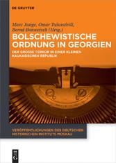 Bolschewistische Ordnung in Georgien - Der Groß...