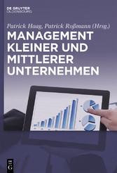 Management kleiner und mittlerer Unternehmen - ...