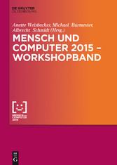 Vorschaubild von Mensch und Computer 2015 - Workshopband