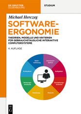 Software-Ergonomie - Theorien, Modelle und Krit...