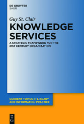 Knowledge Services - A Strategic Framework for ...