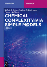 Chemical Complexity via Simple Models - MODELICS