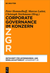 Corporate Governance im grenzüberschreitenden K...