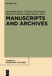 Manuscripts and Archives - Comparative Views on...
