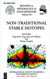 Non-Traditional Stable Isotopes