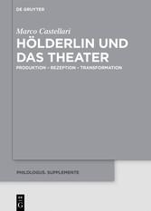 Hölderlin und das Theater - Produktion - Rezept...
