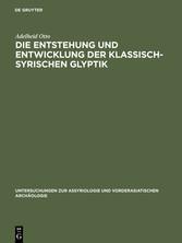 Die Entstehung und Entwicklung der Klassisch-Sy...