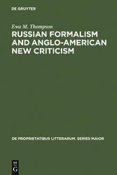 Russian Formalism and Anglo-American New Critic...