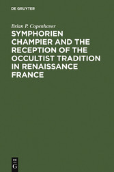 Symphorien Champier and the Reception of the Oc...