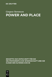 Power and Place - Temple and Identity in the Bo...