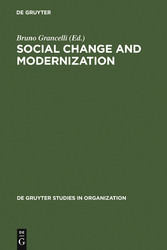 Social Change and Modernization - Lessons from ...