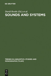 Sounds and Systems - Studies in Structure and C...