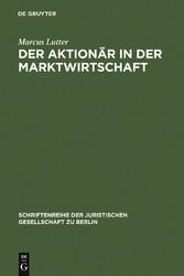 Der Aktionär in der Marktwirtschaft - Vortrag g...