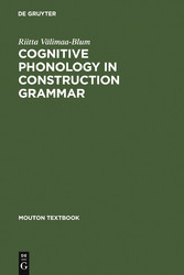 Cognitive Phonology in Construction Grammar - A...