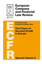The Future of Secured Credit in Europe - Future...
