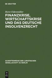 Finanzkrise, Wirtschaftskrise und das deutsche ...