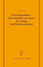 Schrottimmobilien - Die Geschichte von einem, d...