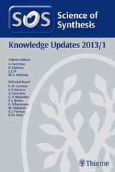 Science of Synthesis Knowledge Updates 2013 Vol. 1