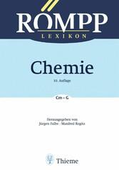 RÖMPP Lexikon Chemie, 10. Auflage, 1996-1999 - ...