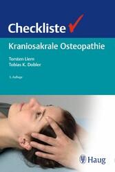 Checkliste Kraniosakrale Osteopathie