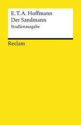 Der Sandmann. Studienausgabe - Parallelausgabe ...