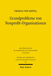 Grundprobleme von Nonprofit-Organisationen - Ei...