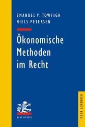 Ökonomische Methoden im Recht - Eine Einführung...