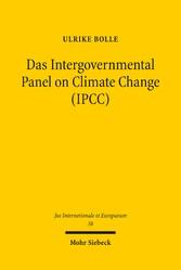 Das Intergovernmental Panel on Climate Change (...