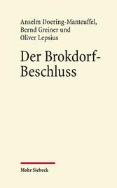 Der Brokdorf-Beschluss des Bundesverfassungsger...