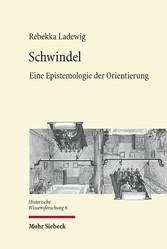Schwindel - Eine Epistemologie der Orientierung
