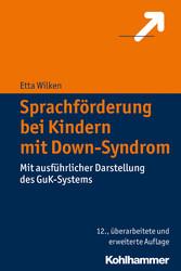 Sprachförderung bei Kindern mit Down-Syndrom - ...