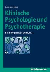 Klinische Psychologie und Psychotherapie - Ein ...