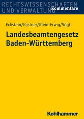 Landesbeamtengesetz Baden-Württemberg