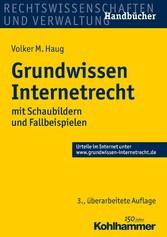 Grundwissen Internetrecht - mit Schaubildern un...