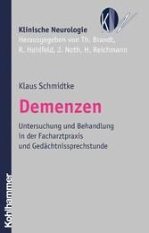 Demenzen - Untersuchung und Behandlung in der F...