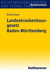 Landeskrankenhausgesetz Baden-Württemberg