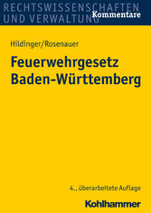 Feuerwehrgesetz Baden-Württemberg