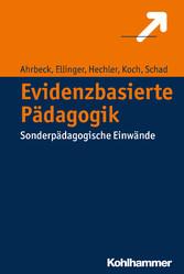Evidenzbasierte Pädagogik - Sonderpädagogische ...