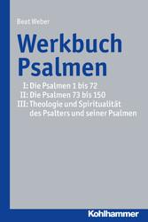 Werkbuch Psalmen I + II + III