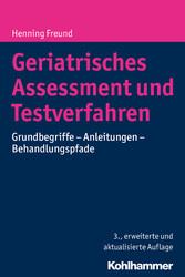 Geriatrisches Assessment und Testverfahren - Gr...