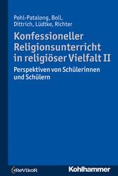 Konfessioneller Religionsunterricht in religiös...