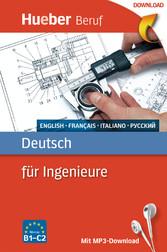 Deutsch für Ingenieure - Englisch, Französisch,...