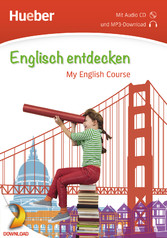 Englisch entdecken - My English Course / PDF/MP3-Download