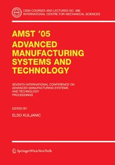 AMST05 Advanced Manufacturing Systems and Techn...