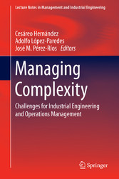 Managing Complexity - Challenges for Industrial...