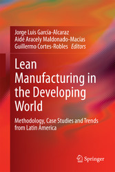 Lean Manufacturing in the Developing World - Methodology, Case Studies and Trends from Latin America